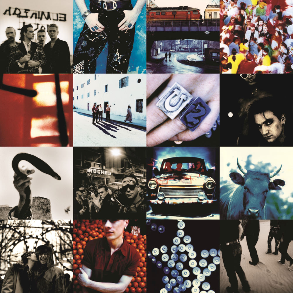 U2, Achtung Baby in High-Resolution Audio - ProStudioMasters