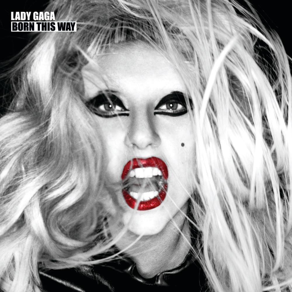 Lady Gaga Born This Way Special Bonus Disc Edition In High