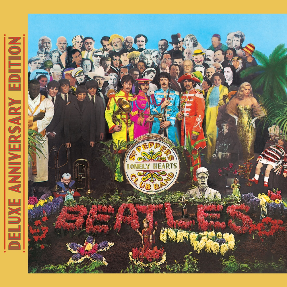 The Beatles, Sgt  Pepper's Lonely Hearts Club Band (Deluxe