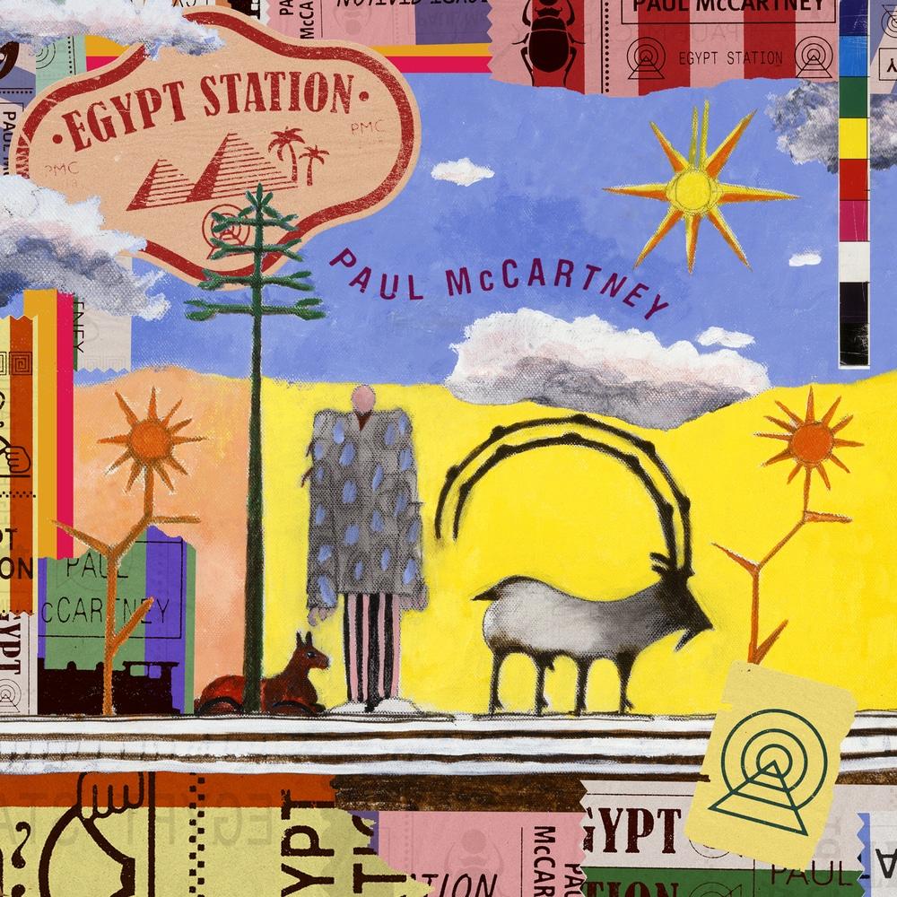 Paul McCartney, Egypt Station in High-Resolution Audio