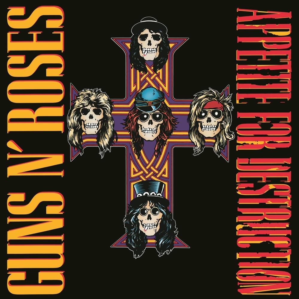 Guns N' Roses, Appetite For Destruction (Deluxe Edition) in High