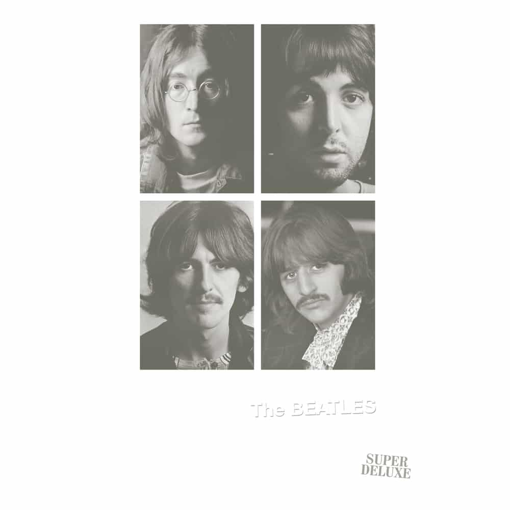 The Beatles, The Beatles (White Album / Super Deluxe) in High