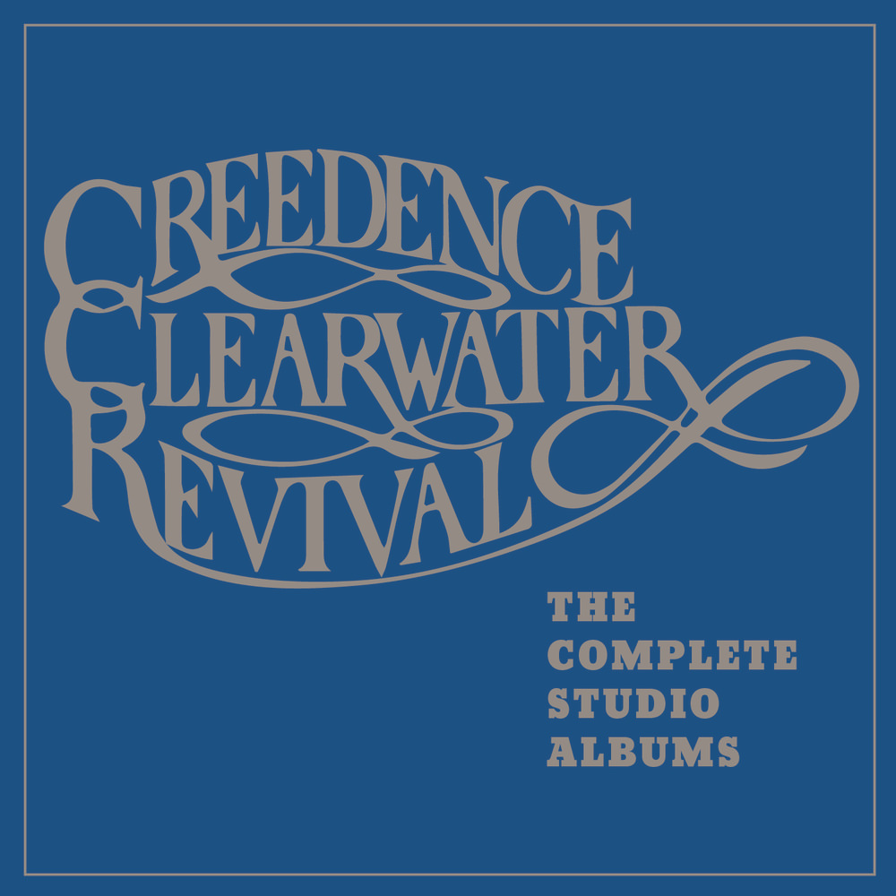 creedence clearwater revival the complete studio albums in high resolution audio prostudiomasters. Black Bedroom Furniture Sets. Home Design Ideas