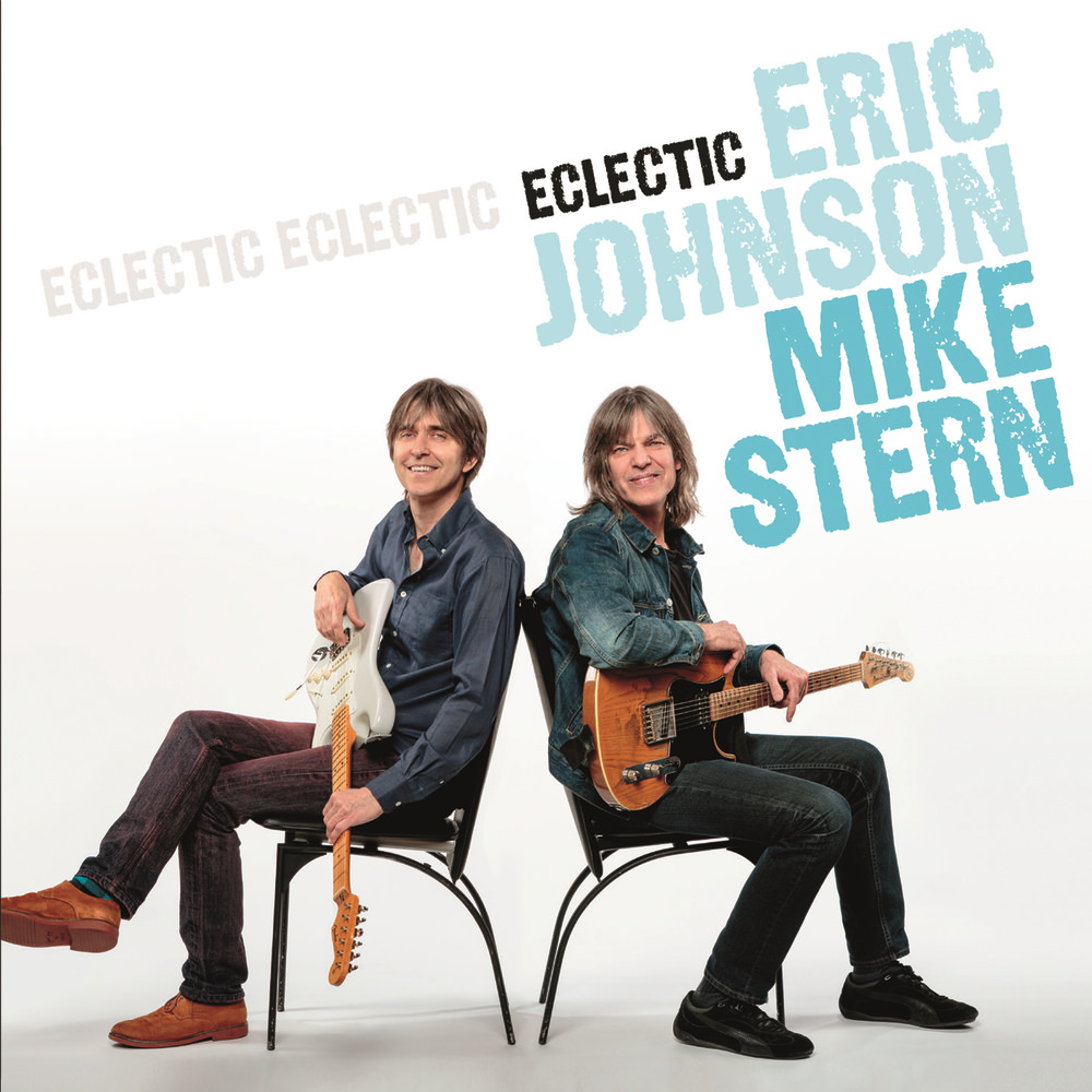 Eric Johnson Mike Stern Eclectic In High Resolution Audio  # Federici Muebles Canada Gomez