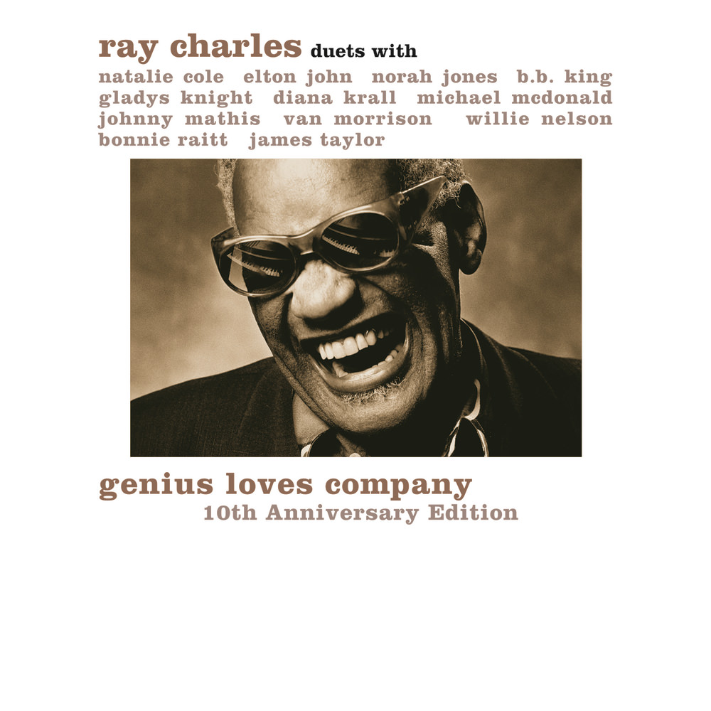 """Tigers: details for torrent """"ray charles genius loves company."""