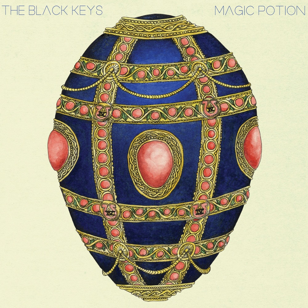 The Black Keys, Magic Potion in High-Resolution Audio - ProStudioMasters