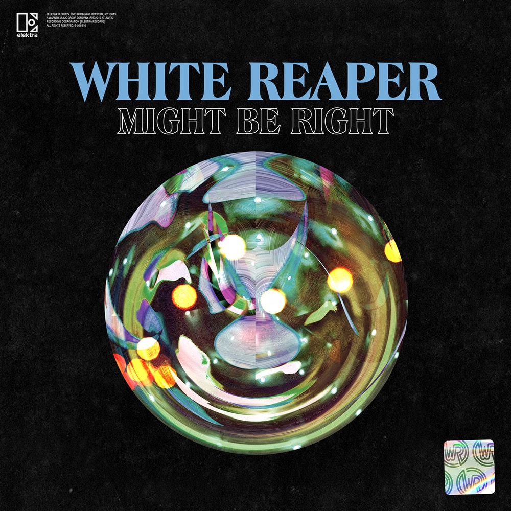 White Reaper, Might Be Right (Single) in High-Resolution
