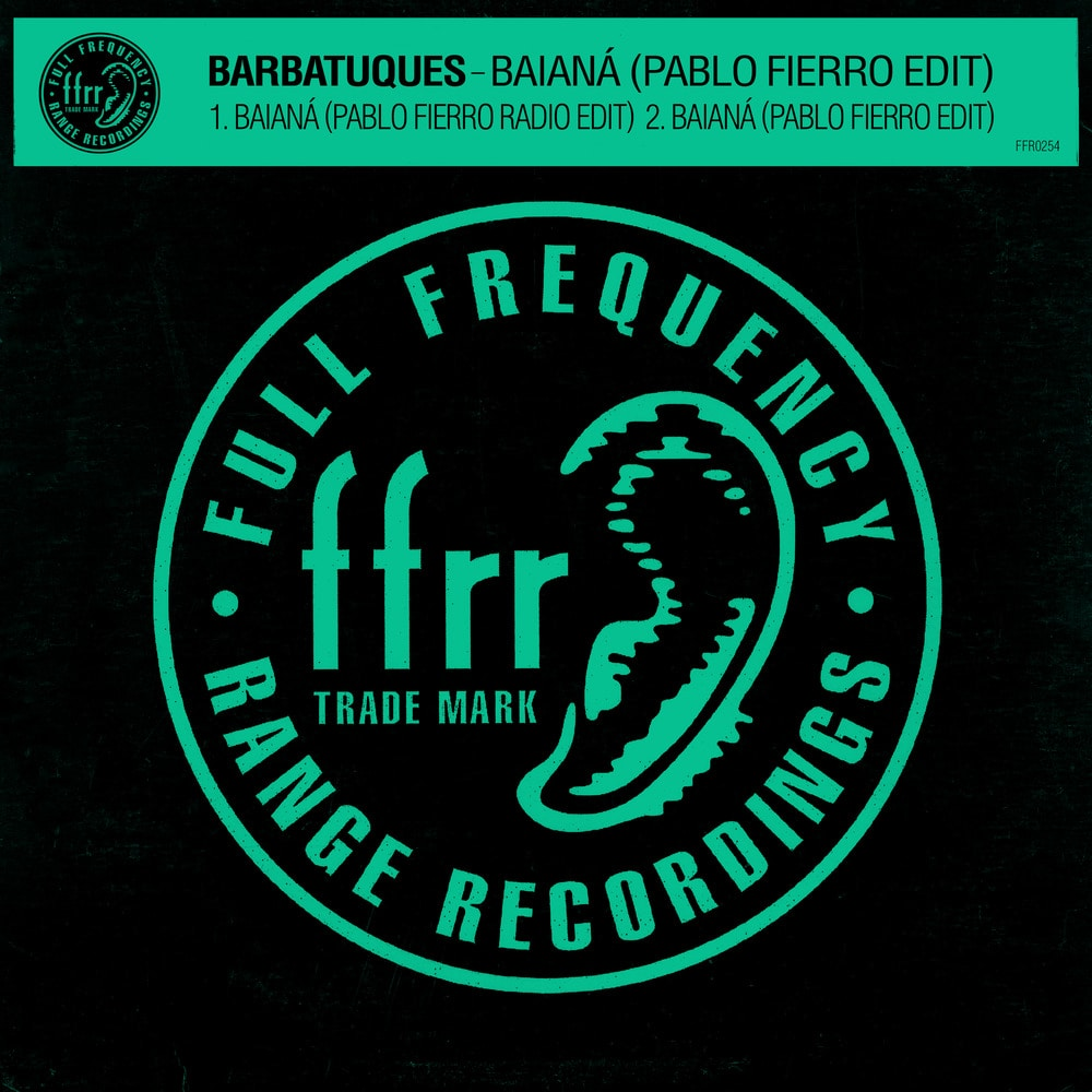 Barbatuques, Baianá (Pablo Fierro Edit / Single) in High-Resolution