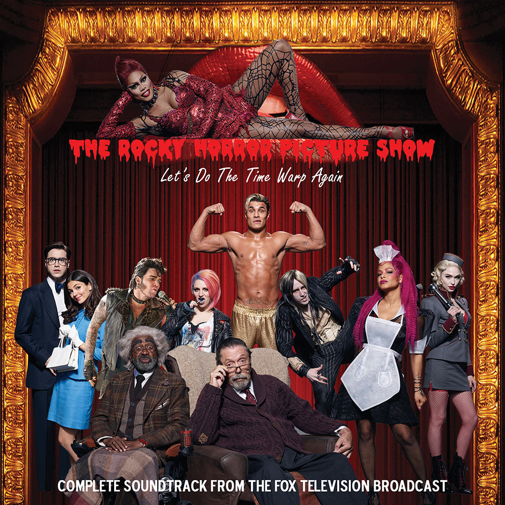 Various Artists The Rocky Horror Picture Show Let S Do The Time