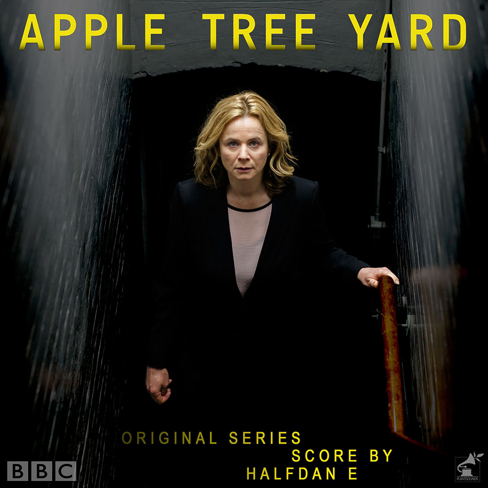 Halfdan E, Apple Tree Yard (Music From The Original TV