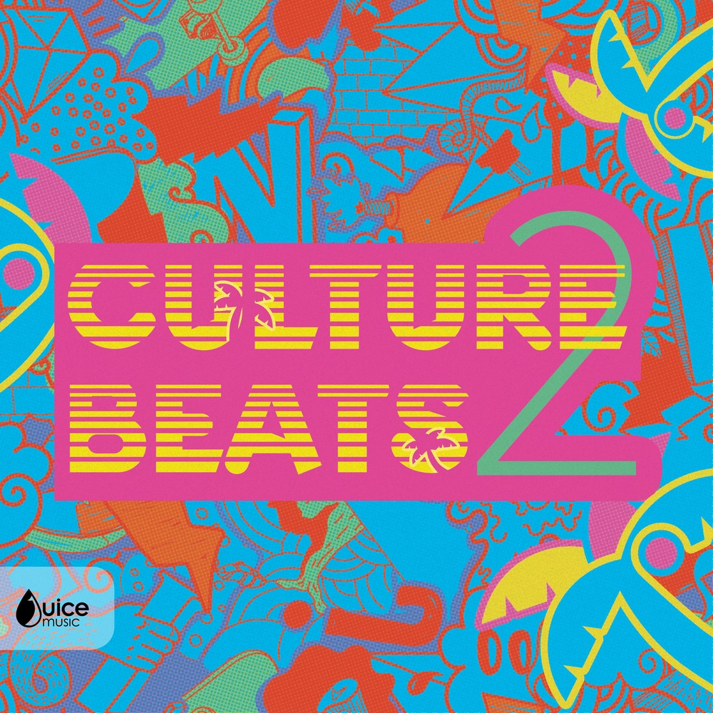Various Artists, Culture Beats 2 in High-Resolution Audio