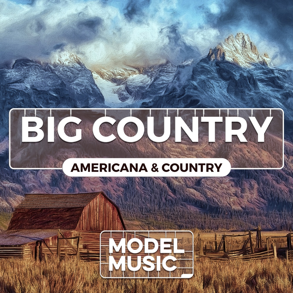 Various Artists, Big Country: Americana & Country in High