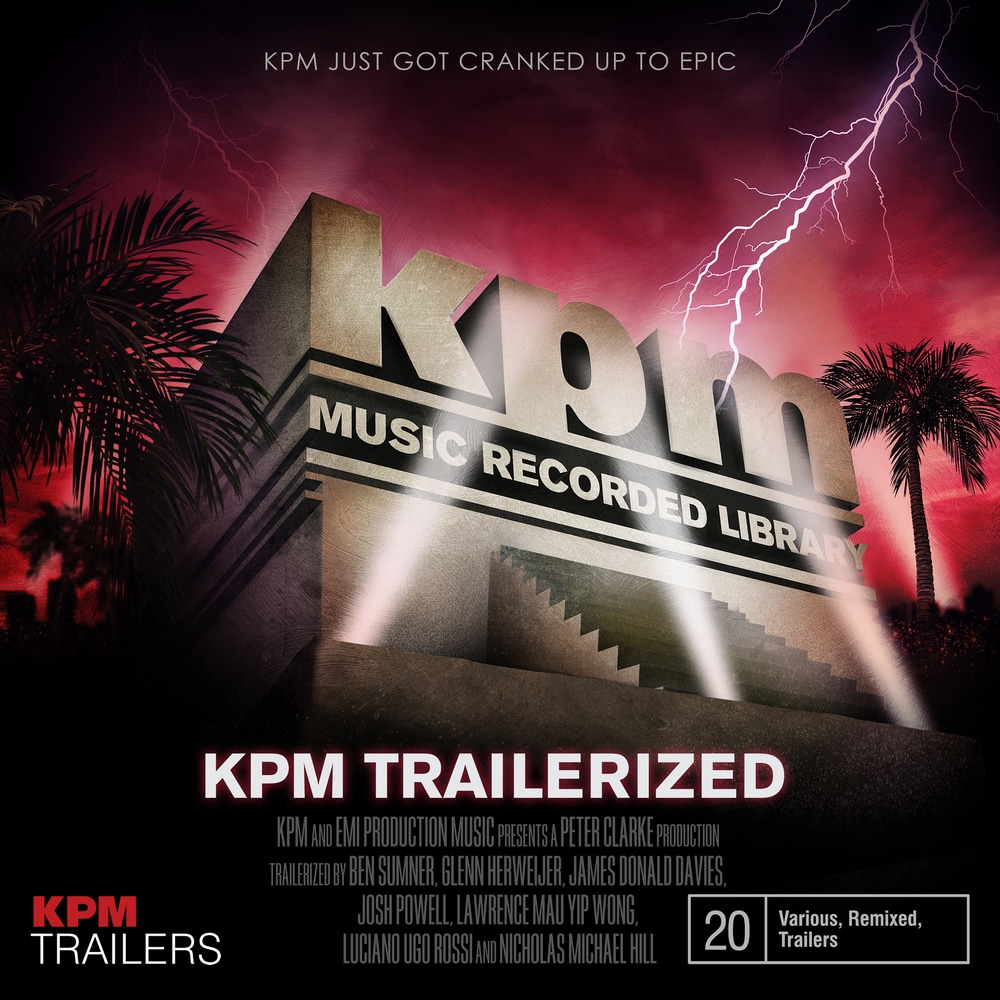 Various Artists, KPM Trailerized in High-Resolution Audio