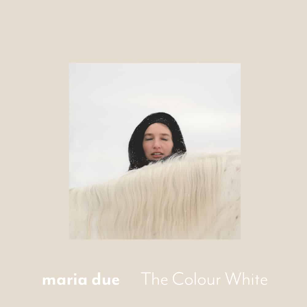 Maria Due, The Colour White in High-Resolution Audio