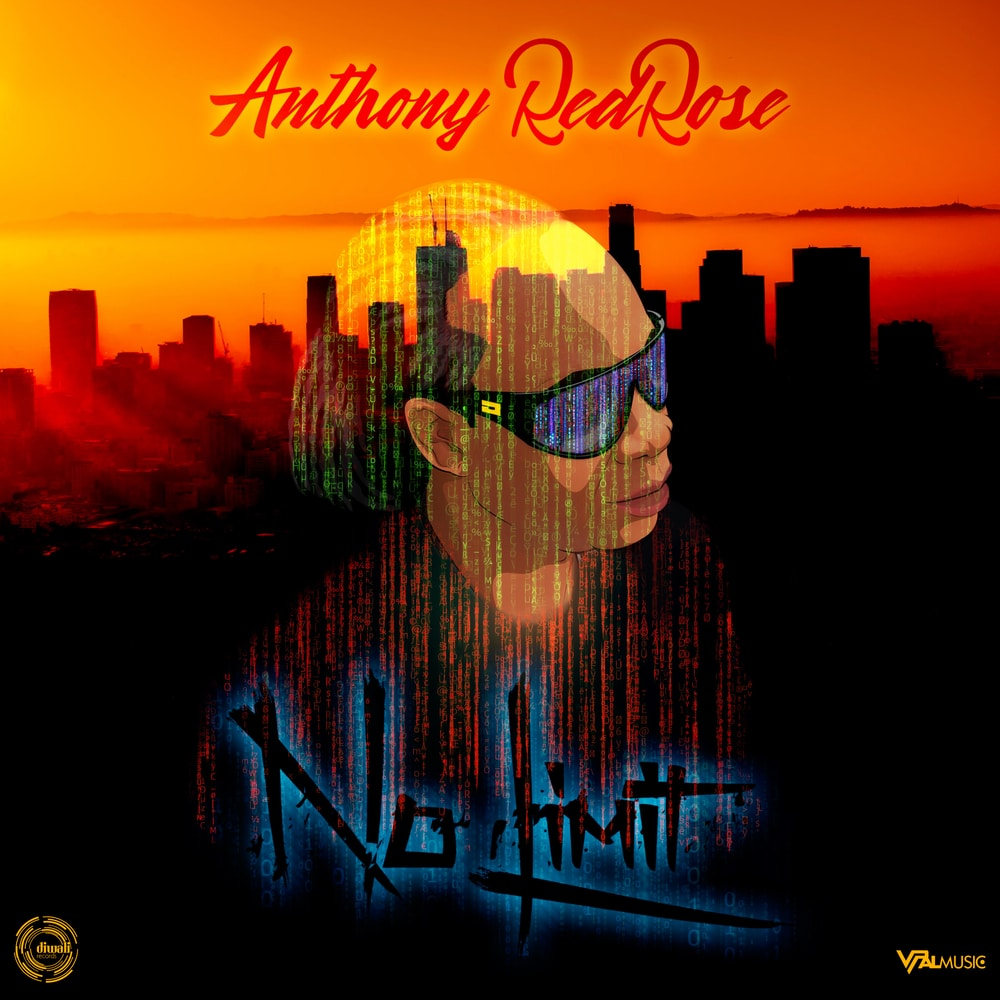 Anthony Red Rose, No Limit in High-Resolution Audio - ProStudioMasters