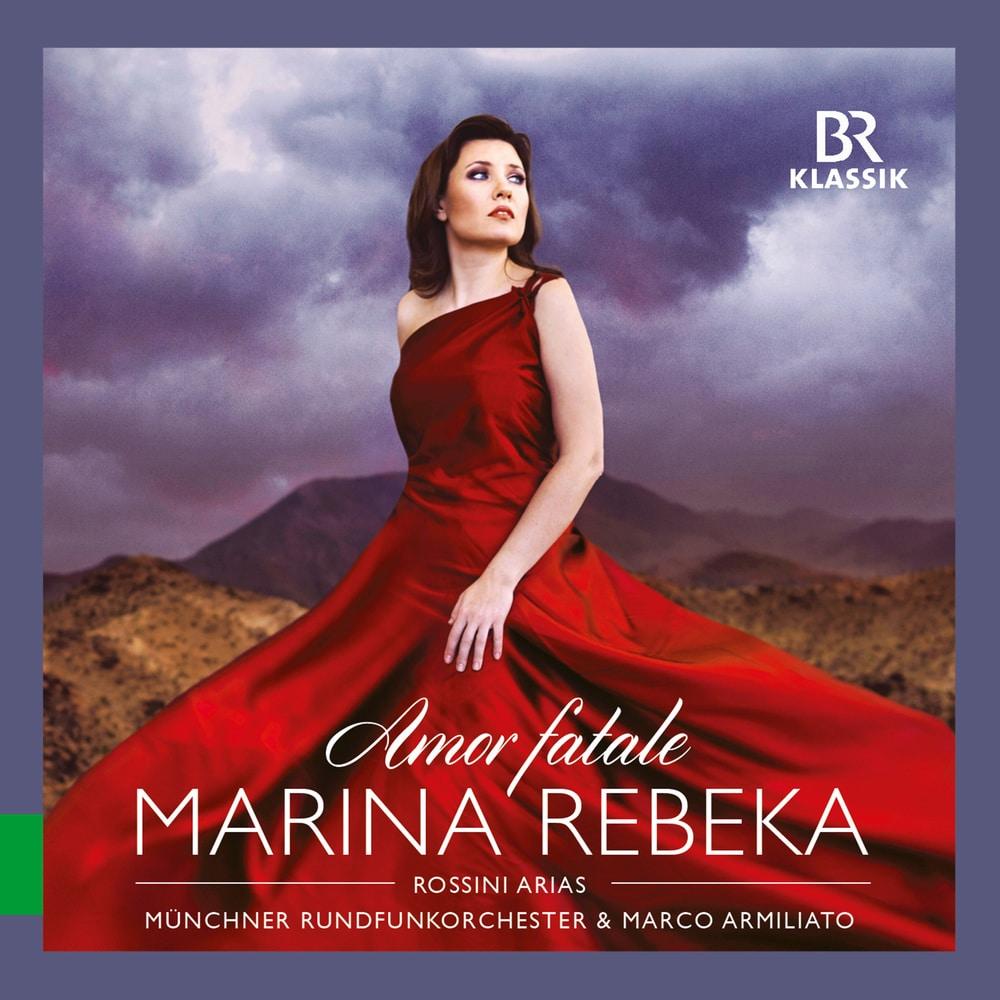 Marina Rebeka; Müchner Rundfunkorchester; Marco Armiliato, Amor ...