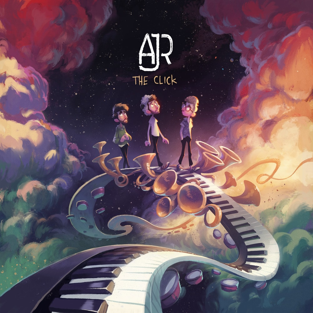 AJR, The Click [Edited / Clean] in High-Resolution Audio