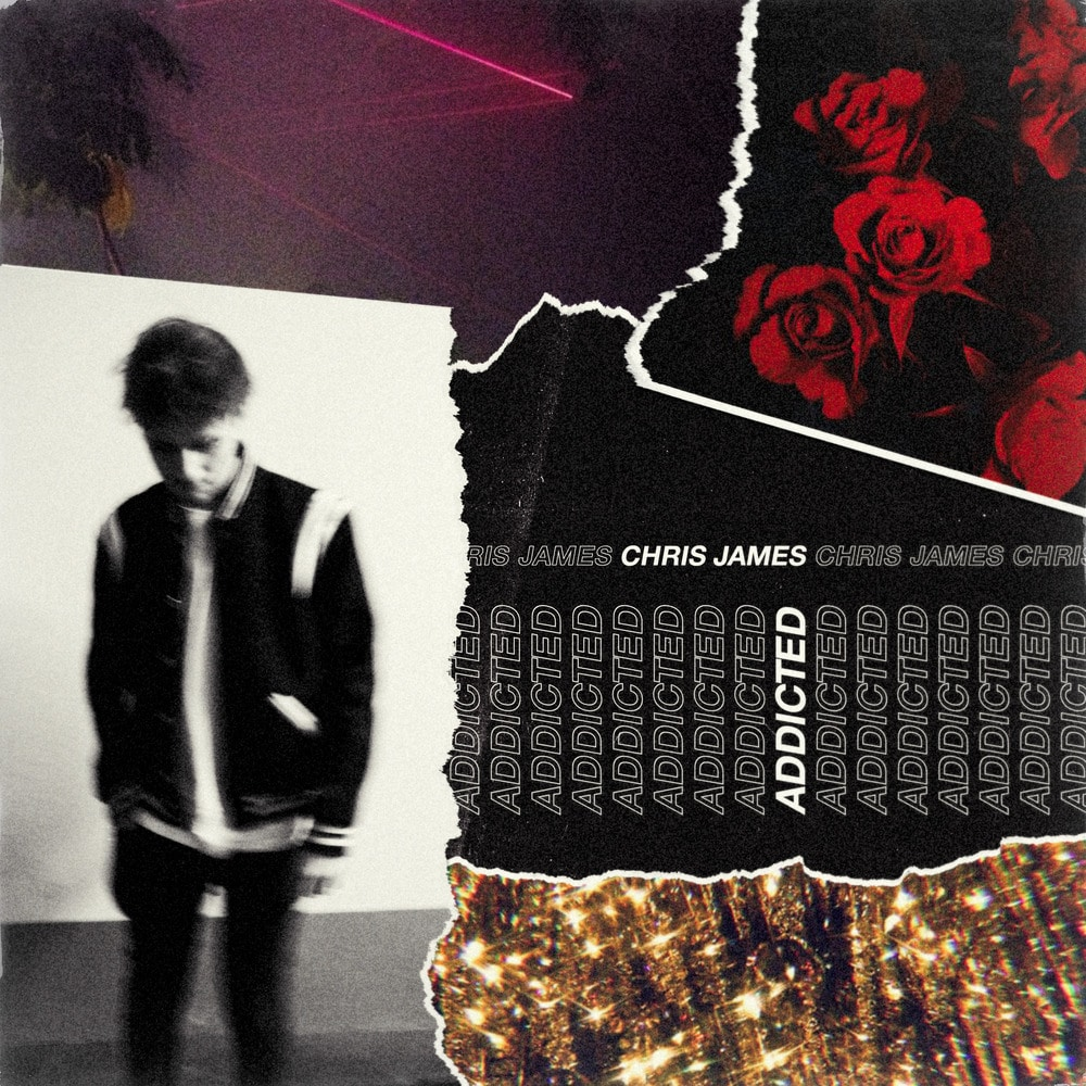 Chris James, Addicted (Single Mix / Single) in High-Resolution Audio