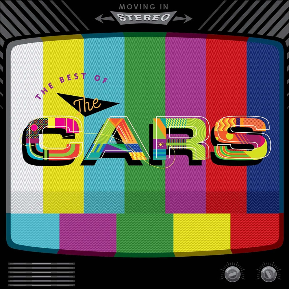 The Cars, Moving In Stereo: The Best Of The Cars in High-Resolution