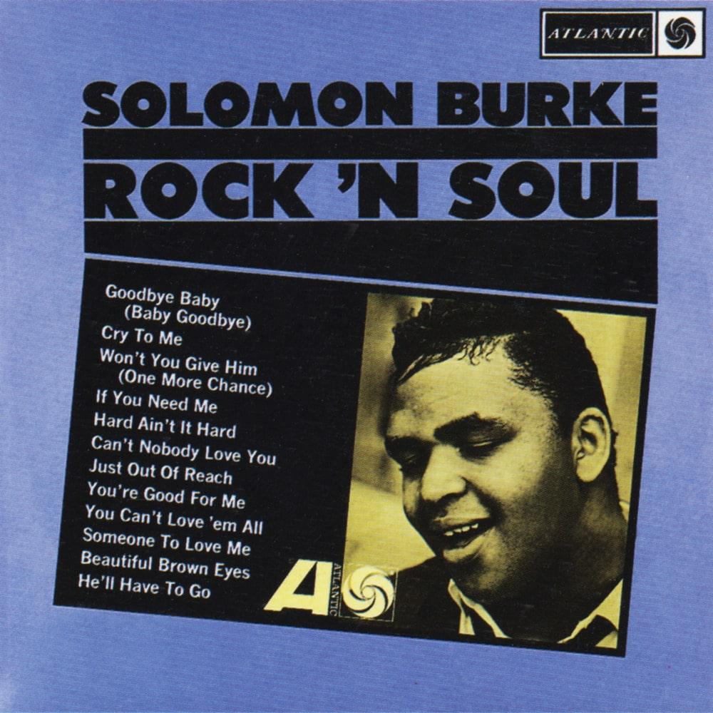 Solomon Burke, Rock 'N Soul in High-Resolution Audio