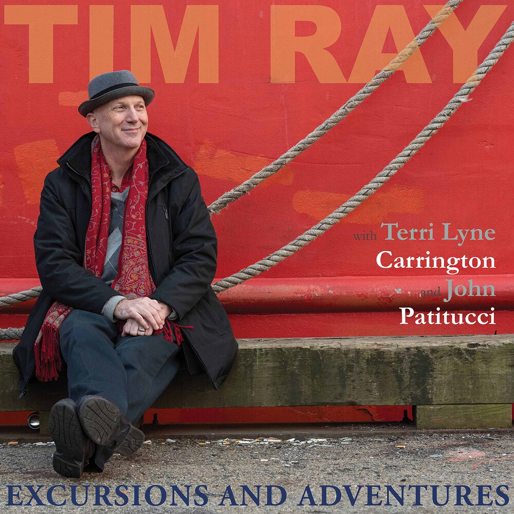 Image result for Tim Ray with Terri Lyne Carrington & John Patitucci - Excursions and Adventures""