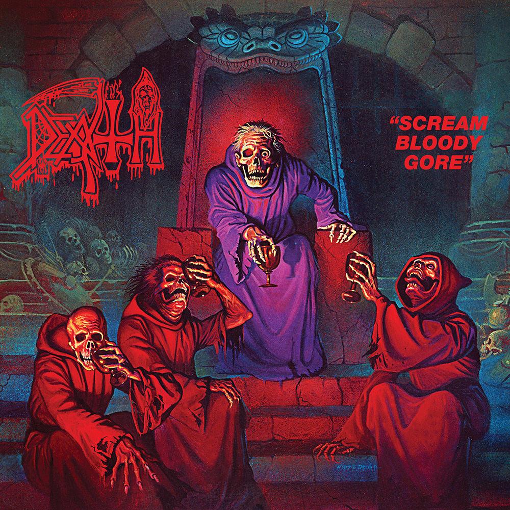 Death Scream Bloody Gore Reissue In High Resolution Audio