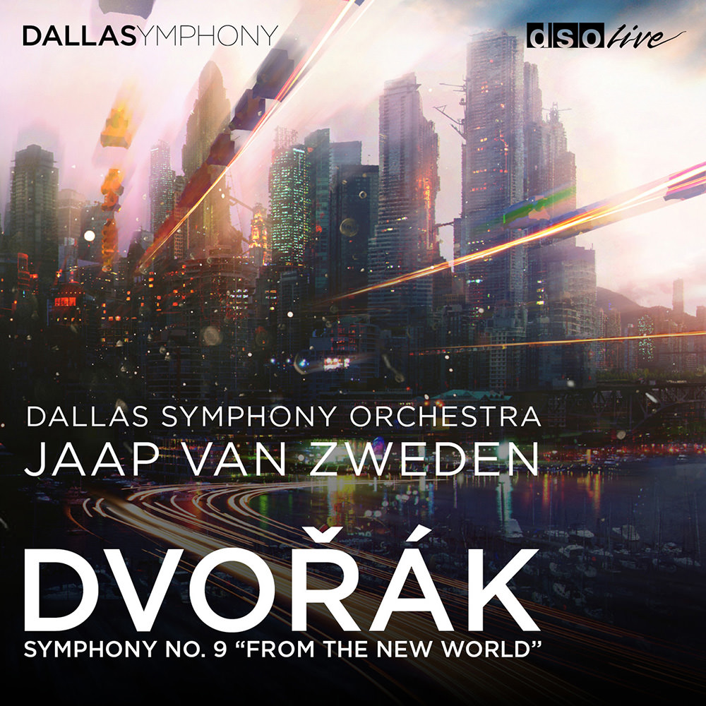 Dallas Symphony Orchestra Dvoř 225 K Symphony No 9 From The New World In High Resolution Audio