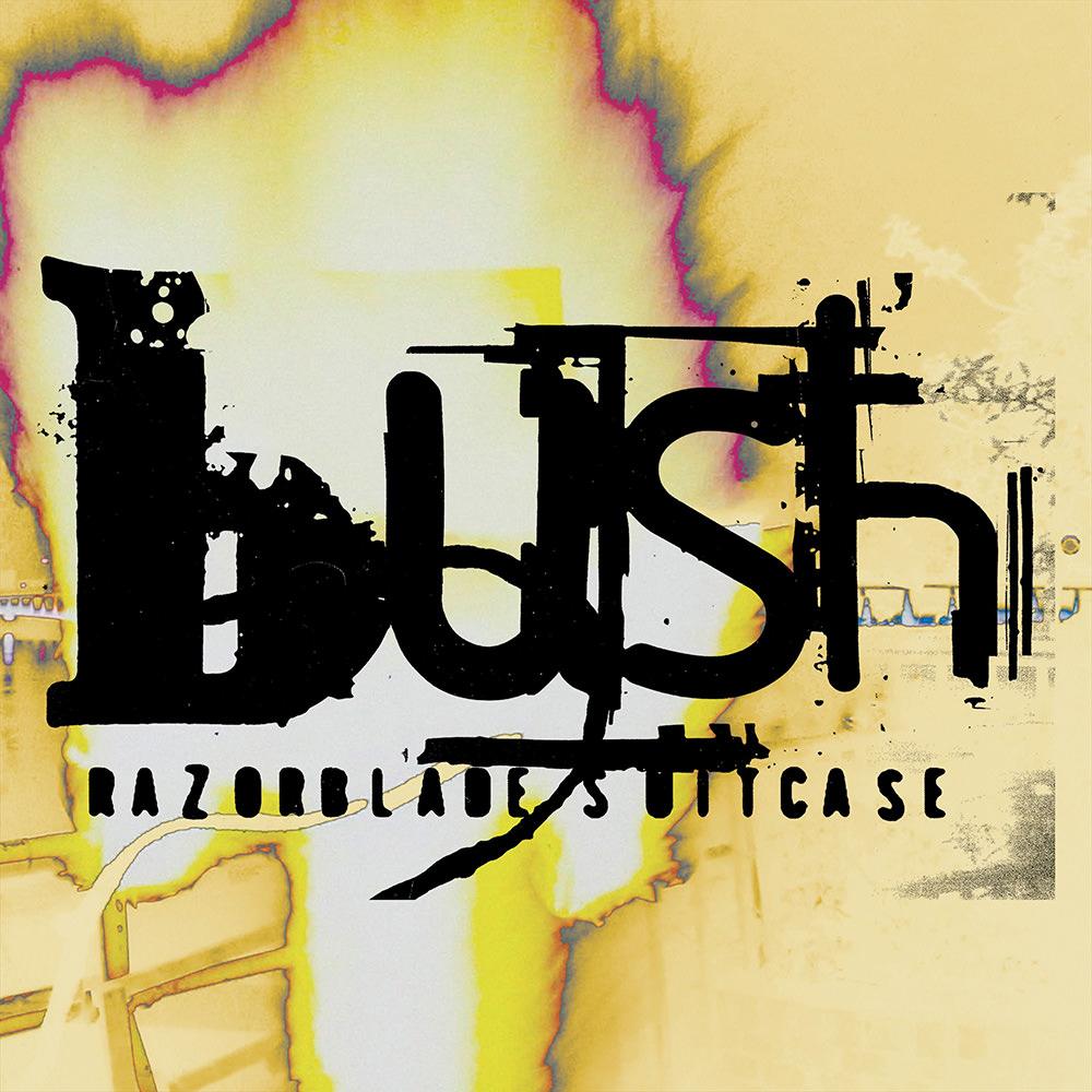 Bush, Razorblade Suitcase (In Addition) in High-Resolution Audio