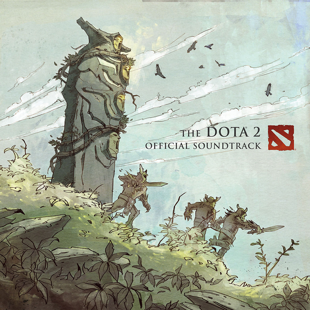 Dota 2 (The Official Soundtrack) [FLAC, 24/44 1]